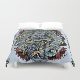 The Sailor & the Syren Duvet Cover