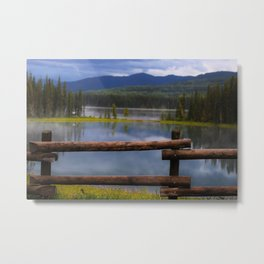 kelly's bathtub Metal Print