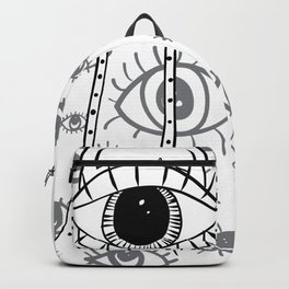 Eye Am Eye Am Eye Am Backpack