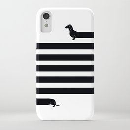 (Very) Long Dog iPhone Case
