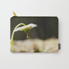 Shy Maiden Photography Print Carry-All Pouch