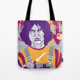 THE WARRIORS :: THE PUNKS Tote Bag