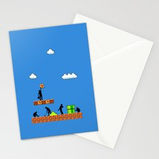 Super Clean Up Stationery Cards