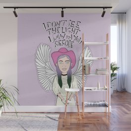 Claire Elise Wall Mural
