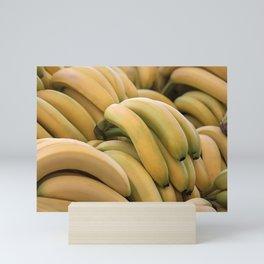 banana from the greengrocer Mini Art Print