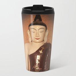 Buddha in Bagan Travel Mug