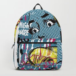 THRILLING MYSTERY Backpack