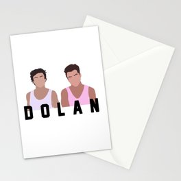 Dolan Twins Stationery Cards