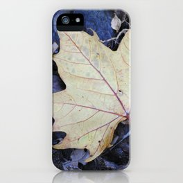 Veins of Life iPhone Case