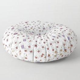 Spash Sunset Floor Pillow