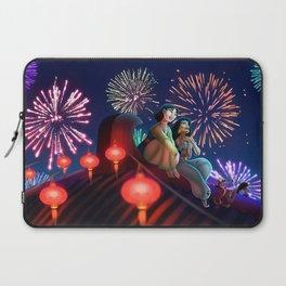 Mulan & Jasmine Laptop Sleeve