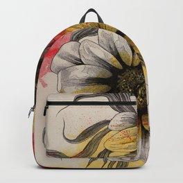 Floral Series: Gazania Rigens Backpack