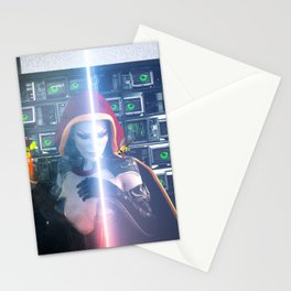 Mind control Stationery Cards