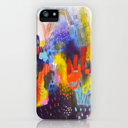 Magical place iPhone Case