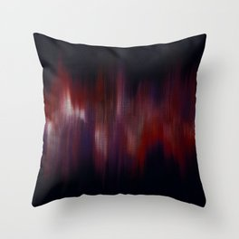 Ghostly Love Note Throw Pillow
