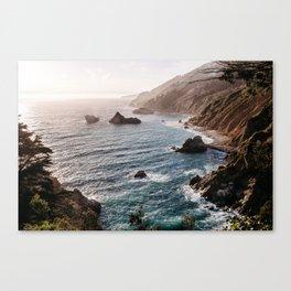 Big Sur Coast Canvas Print