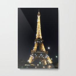 Paris, France - Eiffel Tower Metal Print