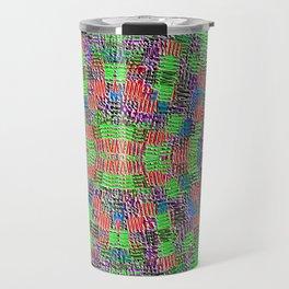 Needlepoint B Travel Mug