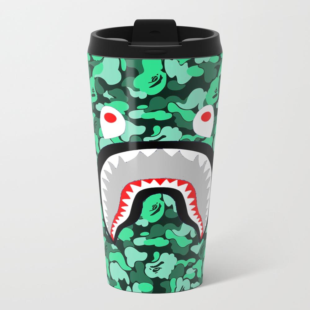 Bape Shark Travel Cup TRM8442255