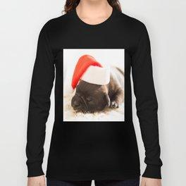 Christmas dog Long Sleeve T-shirt