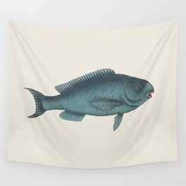 Fish Two Wall Tapestry