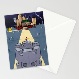 Mario Overworld  Stationery Cards