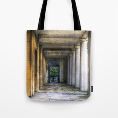 Kensal Green Cemetery  Colonnade Tote Bag