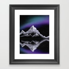 Silent Skies Framed Art Print
