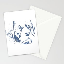 Dog Rescue Give Me Shelter Stationery Cards