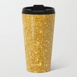 golden twinkle Travel Mug