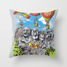 Epic Adventure Throw Pillow