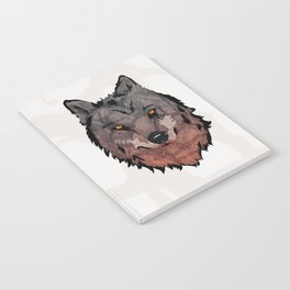 Wolf Mother Notebook