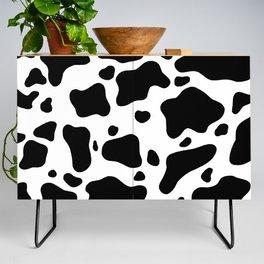 Cow Hide Credenza