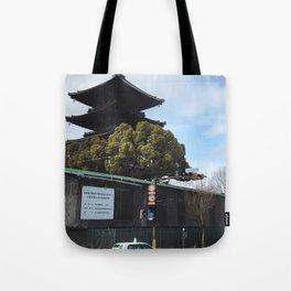 Kyoto Street Tote Bag