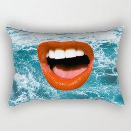Thirst! Rectangular Pillow