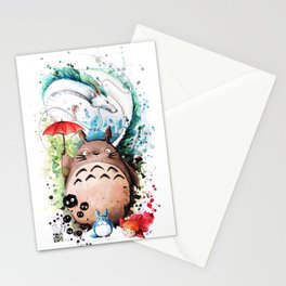 The Crossover Stationery Cards