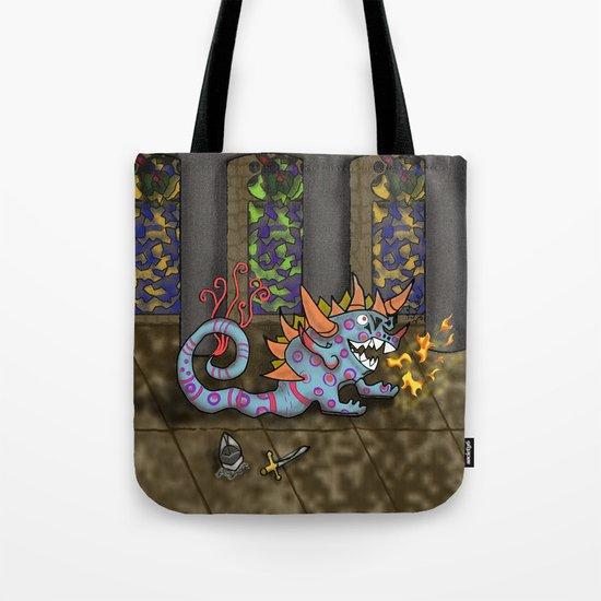 The Doodlethwumpus Tote Bag