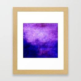 Abstract Cave V Framed Art Print