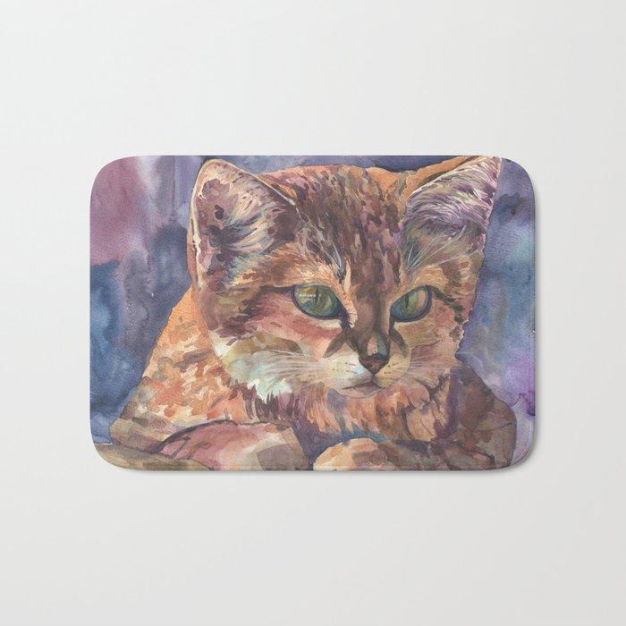 Meow Bath Mat