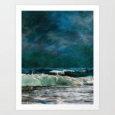 Amazing Nature - Ocean 2 Art Print