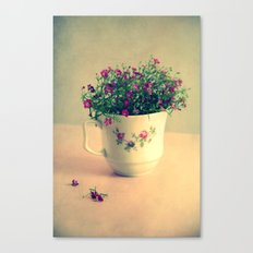 romantic day Canvas Print