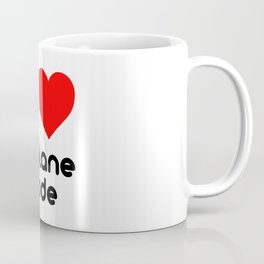 I (Heart) Airplane Mode Coffee Mug
