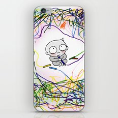 Terrible Twos iPhone & iPod Skin