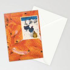 Fish 'n Chicks Stationery Cards
