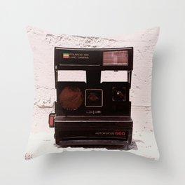 Sun 660 AF, 1981 Throw Pillow