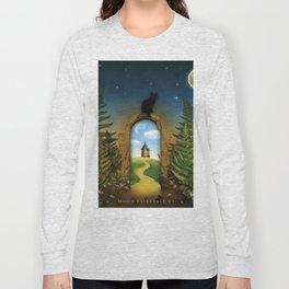 Moon Fairytale VI Long Sleeve T-shirt