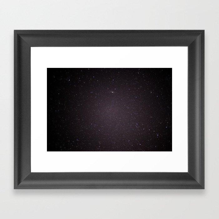 Far far away  Framed Art Print