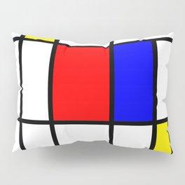 Mondrian #64 Pillow Sham