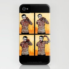 The Zombie Mime! Slim Case iPhone (4, 4s)