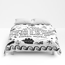 Savage Comforters